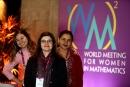 Pesquisadoras da UFF participam do Encontro Mundial de Mulheres em Matemática (WM)2