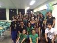 Grupo de alunos que administra o Próximo Mais Próximo.