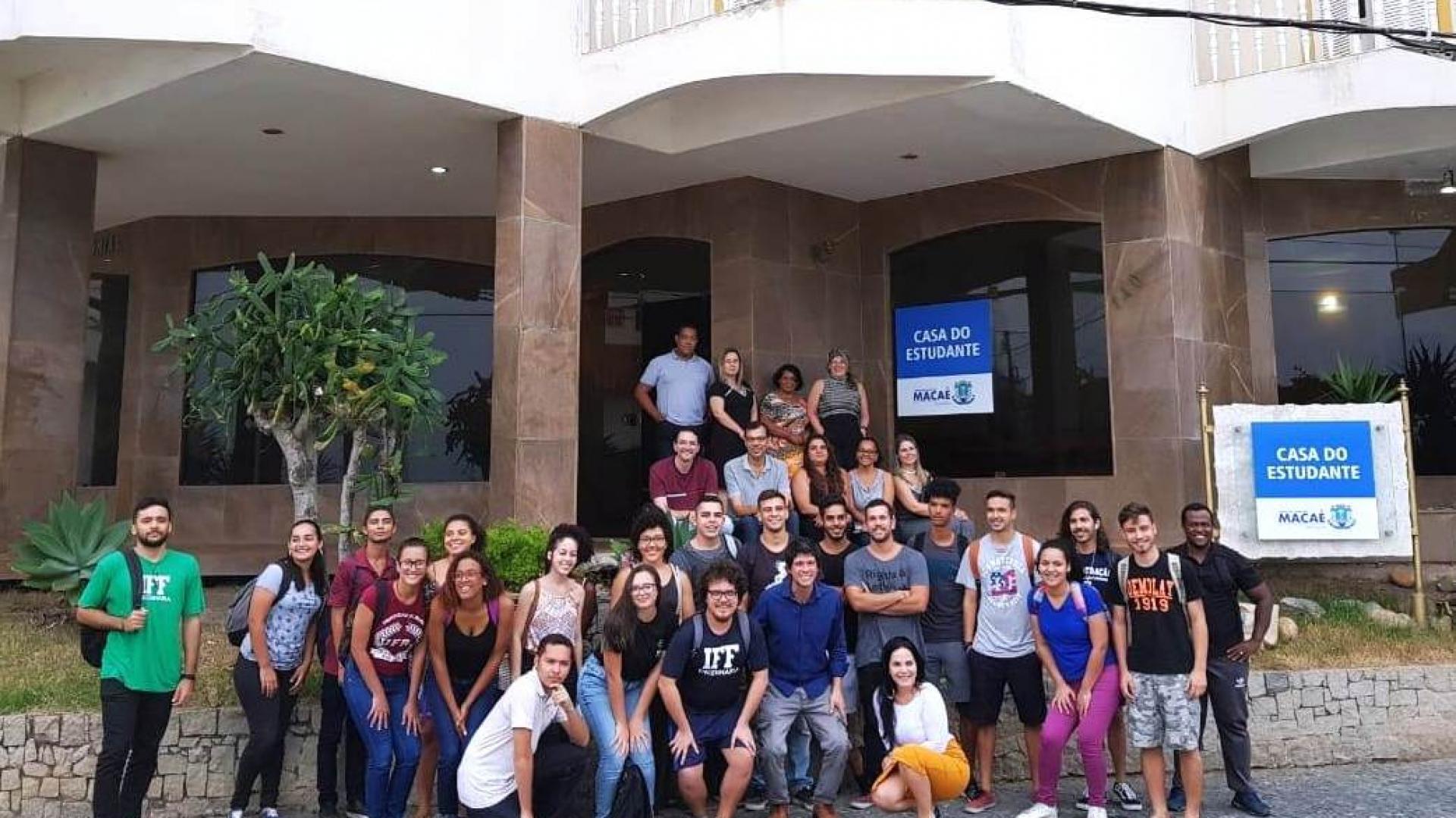 Moradia estudantil beneficiará estudantes da UFF
