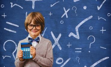 A matemática está em tudo - Crédito: Freepik