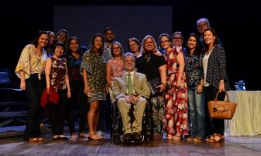Premiação Servidor Emérito 2018