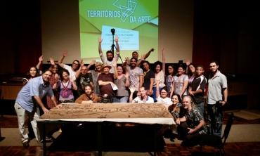 Territórios da Arte - reunindo arte e cultura de todo o Brasil.