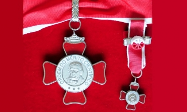 Medalhas da Ordem Nacional do Mérito Científico