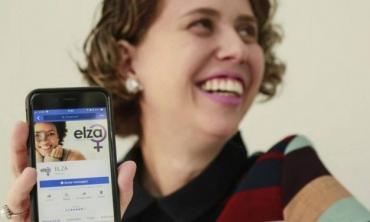 Criada para apoiar mulheres, a plataforma Elza se destaca também internacionalmente